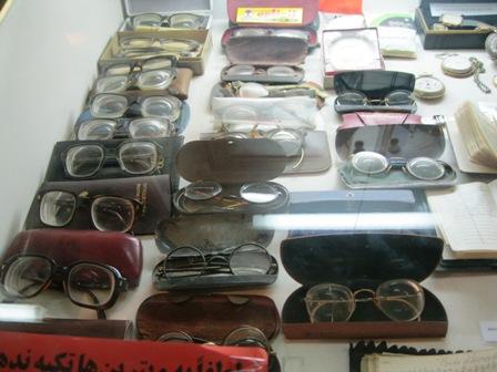 عینک های استاد